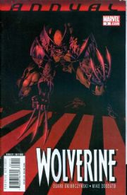 Wolverine Roar Annual 2 One Shot (2008) Marvel comic book